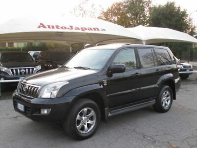 TOYOTA Land Cruiser 3.0 D-4D 16V cat 5 porte aut. Wagon IVA COMPRESA