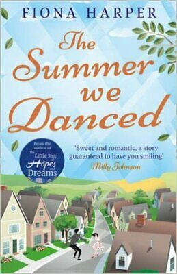 The summer we danced by Fiona Harper (Paperback)
