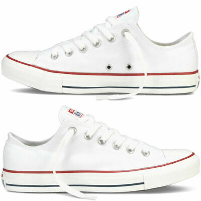 Converse Lo Top Men Womens Unisex All Star Low Tops Chuck Taylor Trainers Shoes