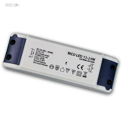 LED Transformateur Courant Constant 700mA 15-36V Highpower Leds Alimentation Evg