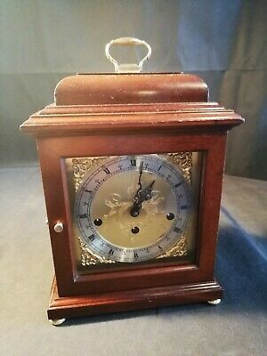 Comitti Of London Westminster Chime Mantle Clock