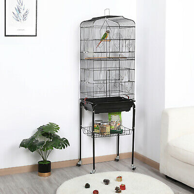 Steady Pet Ting Daffodil Bird Cage For Finch Canary Budgie Bird Supplies Small Bird Cage White Other Bird Supplies