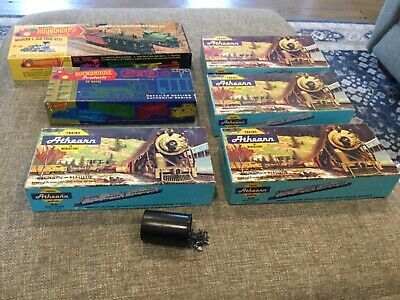 Model Railroading Lot of HO Train Empty Boxes,Athearn Train Boxes,Boxes only.