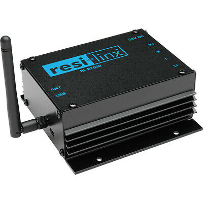 Resi-Linx Rlbt600 50W Compact Bluetooth Amp With Bluetooth Connectivity