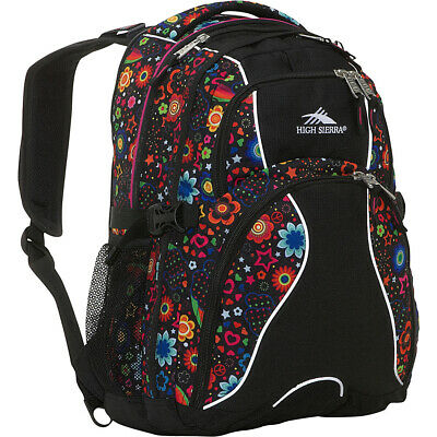High Sierra Swerve Backpack 6 Colors Everyday Backpack NEW