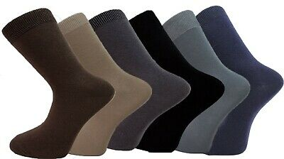 Wholesale Job Lot Luxury Fine Knitted Plain Mens Socks 6-10 Uk, 60/120/300 Pairs