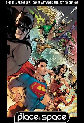 (Wk25) Justice League, Vol. 3 #26B - Variant - Preorder 19Th June