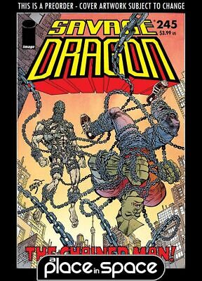 (Wk30) Savage Dragon, Vol. 2 #245 - Preorder 24Th July