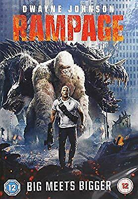 Rampage [DVD] [2018], , Used; Very Good DVD