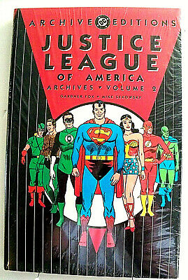 Justice League of America - Archives - Volume 2