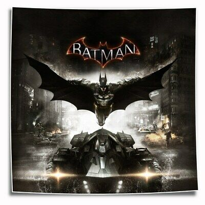 DC Batman Paintings HD Print on Canvas Home Decor Wall Art Pictures Posters14x14