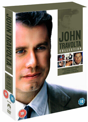 John Travolta Collection DVD (2009) John Travolta, Badham (DIR) cert 18