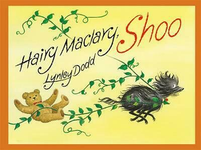 Hairy Maclary, Shoo by Lynley Dodd Board Books Book Free Shipping!