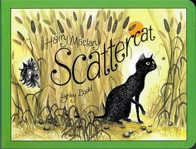 Hairy Maclary Scattercat by Lynley Dodd Board Books Book Free Shipping!
