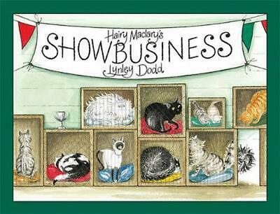 Hairy Maclary's Showbusiness by Lynley Dodd (English) Board Books Book Free Ship