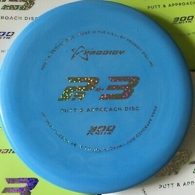 PRODIGY DISCS 300 Plastic Pa3 Disc Golf Putter **Pick Your Color/Stamp/Weight!**