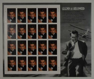 Us Scott 3692 Pane Of 20 Cary Grant Stamps 37 Cent Mnh