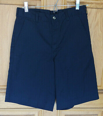 Dickies Boys Size 18 Reg. Black Shorts