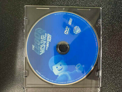 Lego Movie 2 The Second Part DVD ONLY with CD Case No Digital SAVE$$$CombineShip