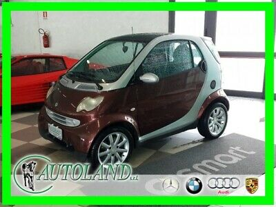SMART ForTwo 700 coupé passion (45 kW) Softouch orologio e cont