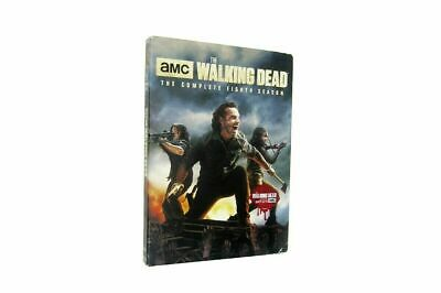 The Walking Dead: The Complete Eighth Season 8 (DVD, 2018 5-Disc Set) Brand New