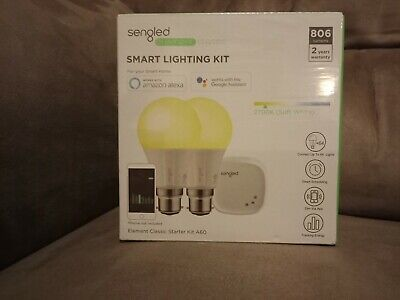 sengled Element Classic smart lighting kit 806 lumens A60