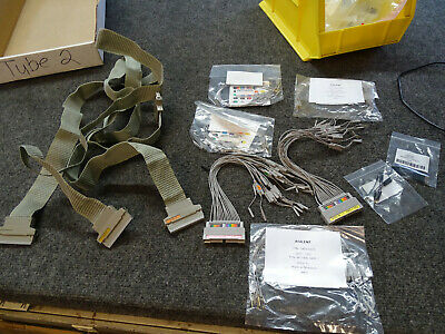 NEW HP Agilent POD 3-4 Ribbons 2-4 Leads, 5959-9333 5959-9334