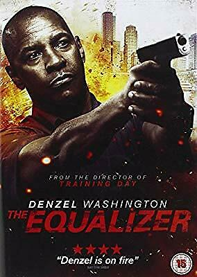 The Equalizer [DVD] [2014], , New DVD