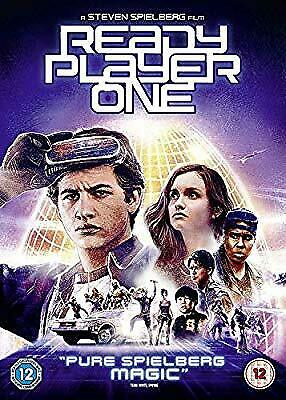 Ready Player One [DVD] [2018], , New DVD