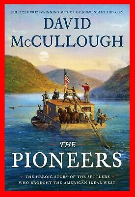 ⭐The Pioneers by David McCullough⭐[eBooks, 2019]