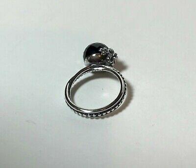 53c858bf5 NEW Authentic Pandora Sterling Silver Garden Odessey Ring Size 6.5 190848SPB