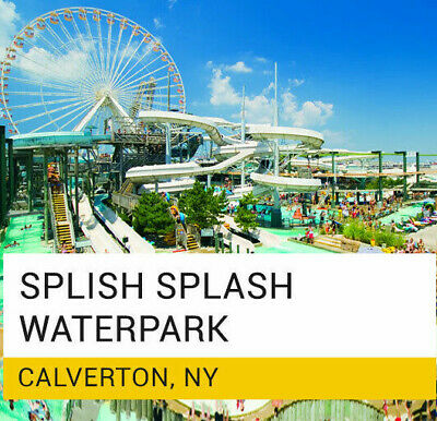 Splish Splash Waterpark Tickets $37   Savings Promo Discount Tool