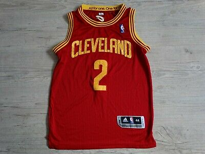 maillot basketball CLEVELAND 2 IRVING shirt maglia NBA taille XS enfant 13 / 15