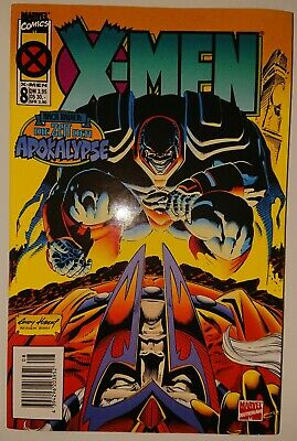 X-MEN #8 - Marvel Deutschland - 1997
