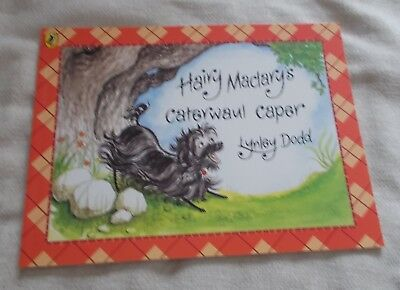 Childs Book - Hairy Maclary's Caterwaul Caper - Lynley Dodd   p/b