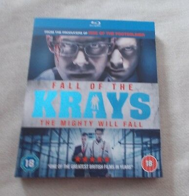 Blu-Ray - Fall of the Krays - New - PAL - UK