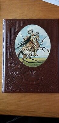 """Time Life Books - The Old West - """"The Great Chiefs"""" Leatherette H/C Book"""
