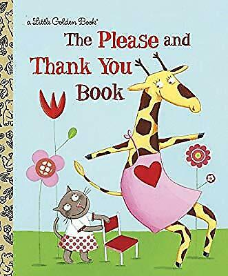 The Please and Thank You Book (Little Golden Book), Barbara Shook Hazen & Emilie