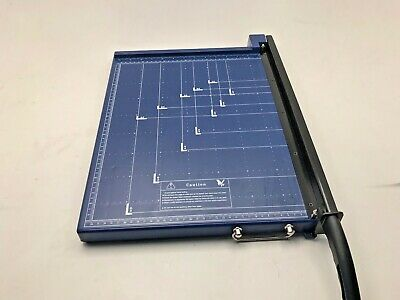44cm A3+ darkroom guillotine paper and card cutter