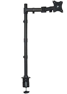 VIVO Single Monitor Desk Mount Extra Tall Fully Adjustable Stand for up to...