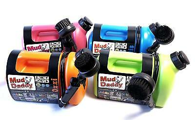 Mud Daddy Portable Washing Brush for Dog Bike Caravan Cleaner Mud Dog Washer