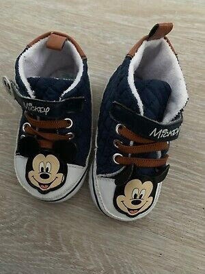 baby mickey mouse schuhe
