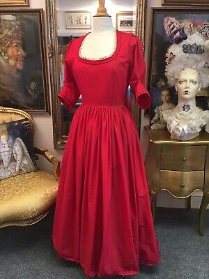 """Gorgeous Victorian Theatrical Style Dress """"Nancy"""" Made For The Musical """"Oliver!"""""""
