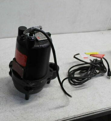 Dayton 2 in 1/2 Hp 1 Ph 120V Sewage Pump 3BB88