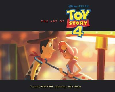 The Art of Toy Story 4 - Josh Cooley - 9781452163826 DHL-Versand PORTOFREI
