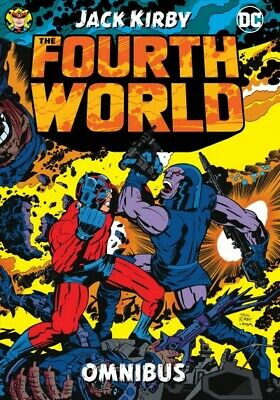 Fourth World Omnibus, Hardcover by Kirby, Jack, Brand New, Free P&P in the UK