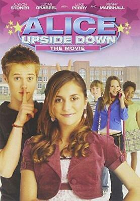 Alice Upside Down (DVD, 2008) DISC SIGNED BY ALYSON STONER