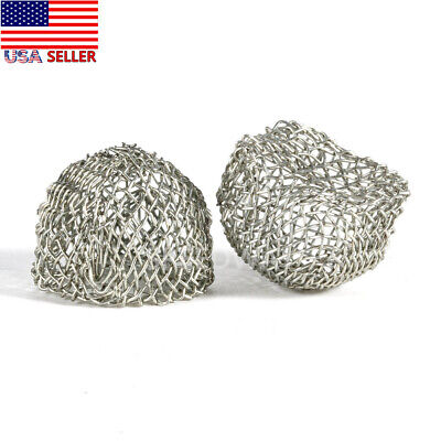 Pipe Screens Tobacco Smoking Pipe Net Metal Bowl Filter Screen Ball 10 pcs 19mm