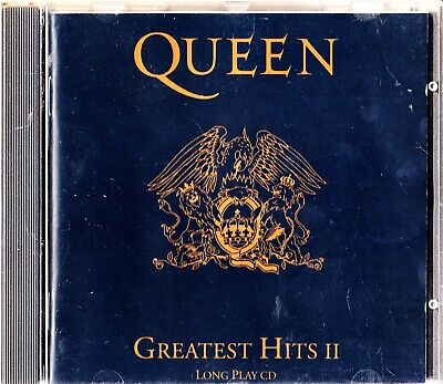 Queen II CD The Best Of/Greatest Hits 1991 'Under Pressure/It's A Hard Life'