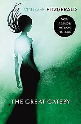 The Great Gatsby, Fitzgerald, F Scott, Used; Very Good Book